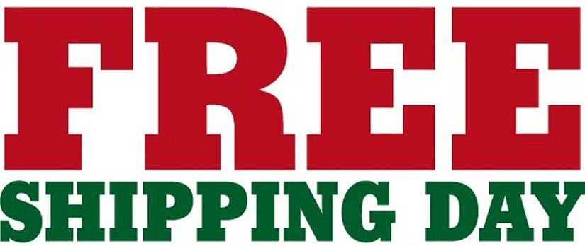 Free Shipping Day 2019