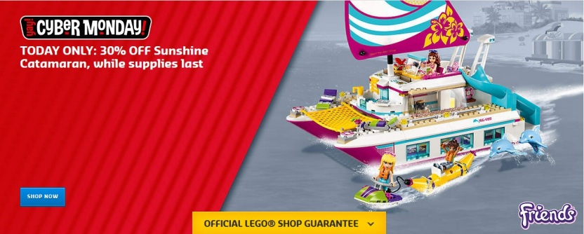 30% Off Sunshine Catamaran